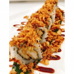 Sushi Bergamo CHICKEN ROLL (8pz)