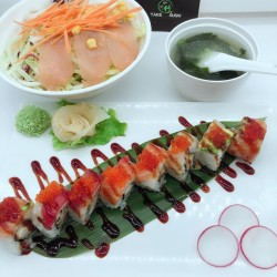 262 MENU TIGER ROLL